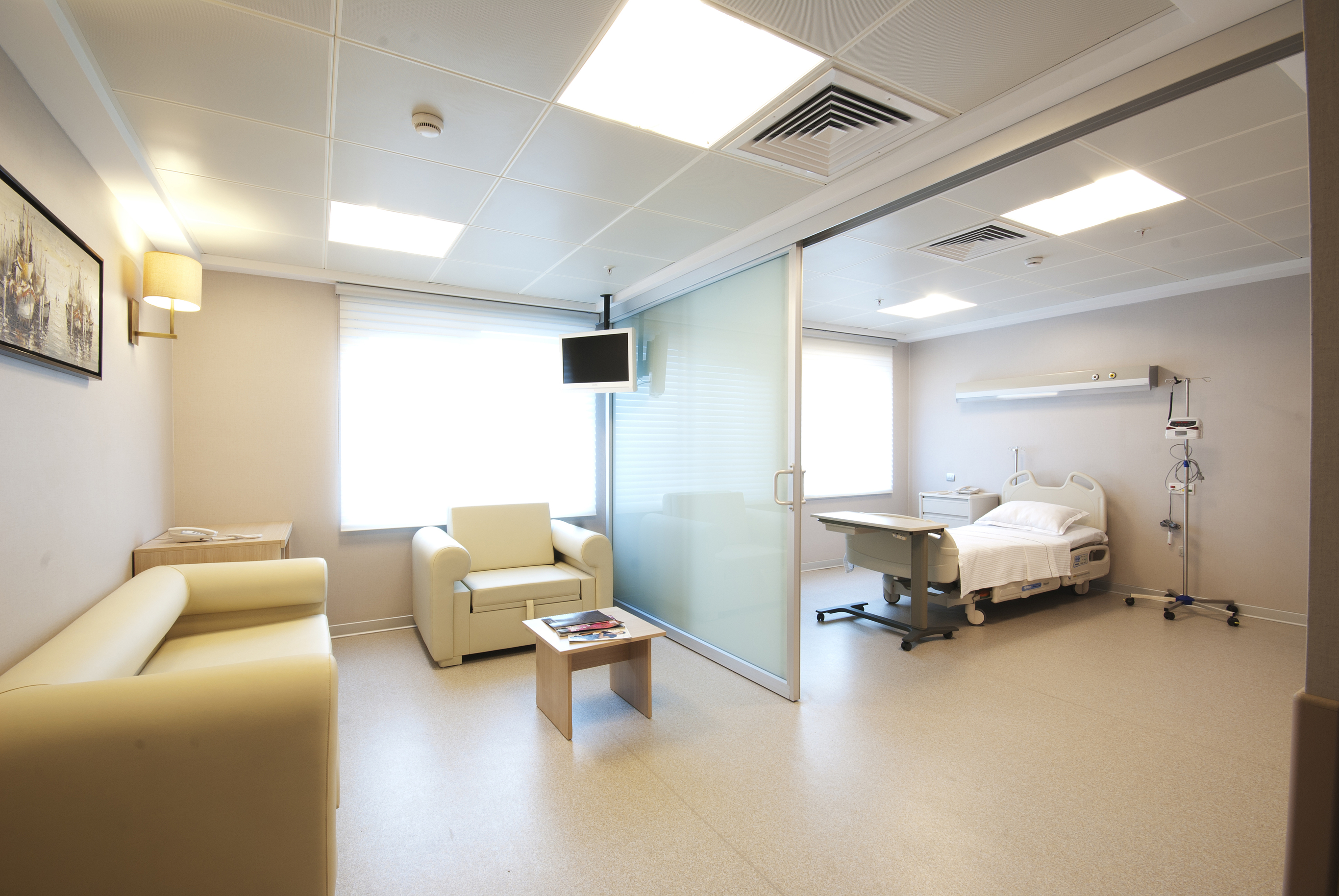 Innovative Methods of Combating Hospital-Acquired Infections