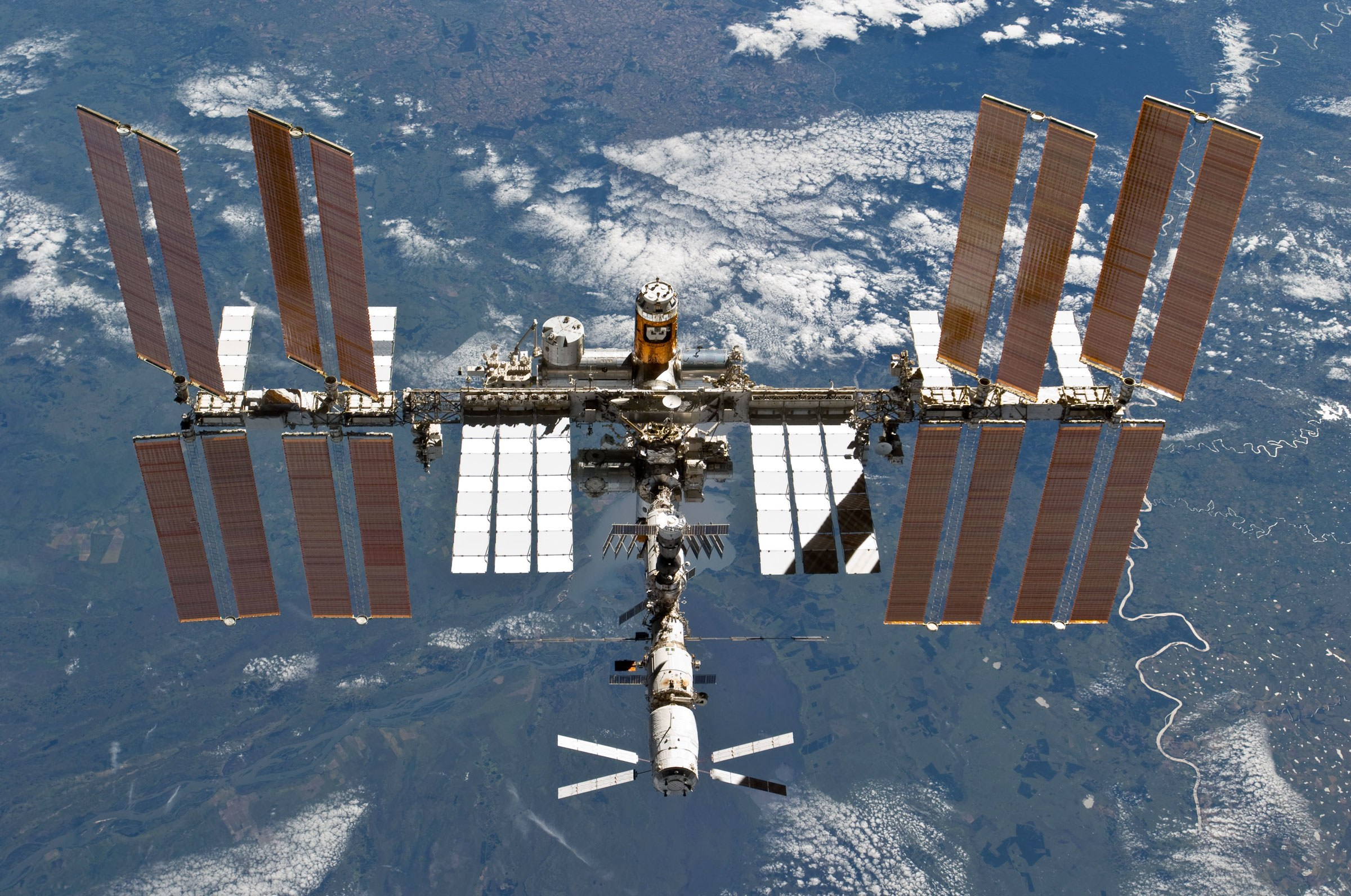 Hardy Diagnostics aboard the ISS!